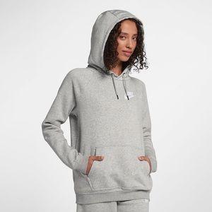 Dark Gray Women's Nike Hoodie
